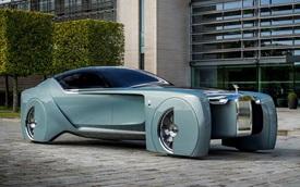 Hé lộ siêu phẩm mới Rolls-Royce Silent Shadow: Cái tên gợi mở nhiều điều