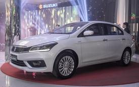 Khám phá Suzuki Ciaz 2020 giá 529 triệu đồng tại Việt Nam: Thiếu nhiều tính năng cơ bản