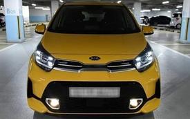 Lộ thông tin Kia Morning 2021 về Việt Nam cuối năm nay: Đèn pha như Cerato, chỉ chờ giá tốt để lật đổ VinFast Fadil