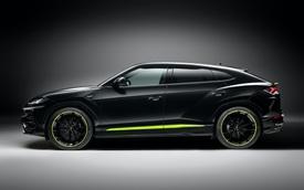 Lộ thông tin hot về siêu SUV Lamborghini Urus phiên bản mới: Công suất 820 mã lực?