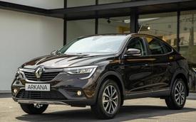 Chi tiết Renault Arkana giá 1 tỷ đồng cạnh tranh Mazda CX-5 với kiểu dáng như BMW X4