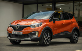 Chi tiết Renault Kaptur tại Việt Nam: Giá 800 triệu, trang bị 'hụt hơi' so với Kia Seltos nhưng kích thước gây chú ý
