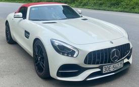 Doanh nhân Hà Nội chia tay hàng hiếm Mercedes-AMG GT Roadster