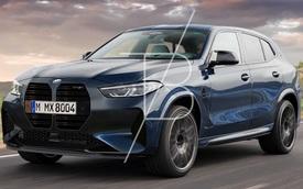 Siêu SUV BMW X8 lại xuất hiện trên đường thử: Chi tiết hông xe tiết lộ động cơ khủng