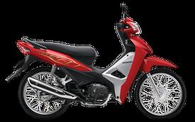 Xe số bán chạy nhất của Honda Việt Nam thay đèn, luôn bật khi khởi động, không tắt được