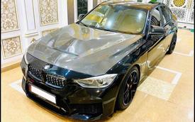 Độ hết 400 triệu, chủ nhân BMW 320i cũ bán xe với giá chỉ 800 triệu đồng