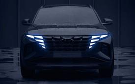 Hyundai Tucson 2021 lộ diện hoàn chỉnh trước giờ G: Lột xác ngỡ ngàng, Honda CR-V cần dè chừng