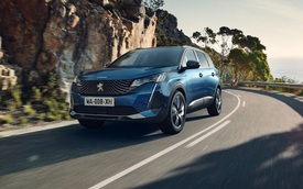 Ra mắt Peugeot 5008 facelift: Thiết kế nanh sư tử mới lạ, nâng cấp công nghệ đối đầu Hyundai Santa Fe