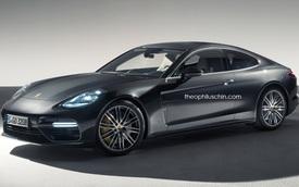 Đại gia Việt có thể 'tậu' Porsche Panamera 2 cửa trong tương lai gần