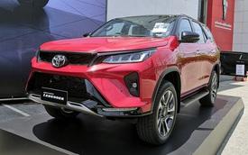 Đại lý tiết lộ nhiều công nghệ 'hot' lần đầu có trên Toyota Fortuner 2020 sắp bán tại Việt Nam