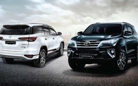 Thu hồi xe ô tô Fortuner của Toyota Việt Nam để khắc phục lỗi