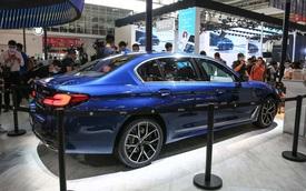 BMW 5-Series kéo dài hơn cả 7-Series, dân mạng nghĩ ngay tới việc mua về đổi logo để 'sống ảo'