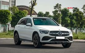 Vừa mua xe, chủ Mercedes-Benz GLC 300 đời mới đã bán vội với giá bằng niêm yết