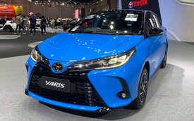 Đại lý bất ngờ nhận đặt cọc Toyota Yaris 2021: Đầu xe giống Camry, dự kiến tháng 10 về Việt Nam