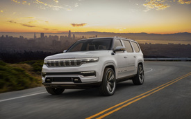 Xe Jeep ruột Peugeot - Ác mộng của người Mỹ