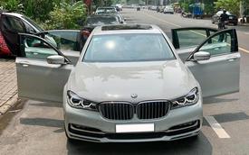 BMW 740Li được chào bán giá 4,1 tỷ đồng sau 1 năm sử dụng: Số ODO khiến nhiều người ngạc nhiên