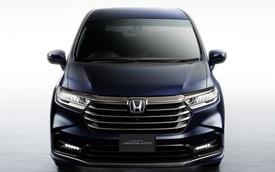 Honda Odyssey mới lộ diện: Khoe cách mở cửa như phim viễn tưởng, có chi tiết như City
