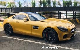 Mercedes-AMG GT S màu vàng đầu tiên tại Việt Nam tái xuất tại Đà Lạt sau nhiều tháng 'mất tích'