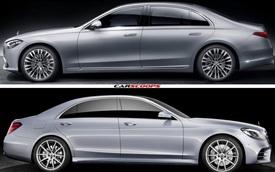 Nhiều người cứ chê Mercedes-Benz S-Class xấu hơn trước: Đây là bộ ảnh làm rõ lăn tăn đó