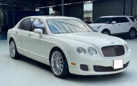 Sau 35.000km, xe Bentley xuống giá rẻ ngang 2 chiếc Toyota Camry 'đập hộp'