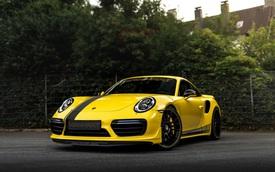 Cận cảnh Porsche 991.2 Turbo S được nâng cấp lên 838 mã lực