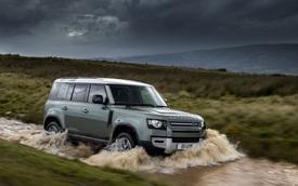 Ra mắt Land Rover Defender 2021: Thêm phiên bản mà người dùng chờ đợi bấy lâu