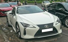 Lexus LC500 tiếp tục đổ bộ Việt Nam: Giá bán khoảng 10 tỷ đồng, nguồn gốc là thông tin nhiều người tò mò