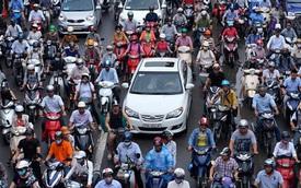 Cấm xe máy ở Việt Nam năm 2030: Những chuyện trái ngược trên thế giới và các kết quả bất ngờ