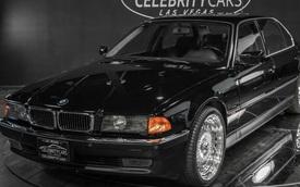 BMW 7-Series của huyền thoại nhạc Rap rao giá hơn 40 tỷ