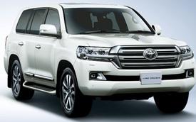 Toyota Land Cruiser thế hệ mới sẽ được trang bị động cơ hybird