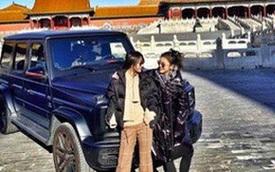 """Hot girl khoe xe ở Tử Cấm Thành, con nhà giàu Trung Quốc lại """"lên thớt"""""""