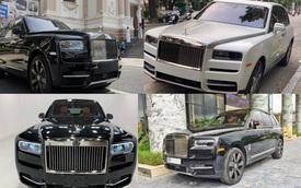 Thể hiện đẳng cấp, đại gia Việt liên tục tậu Roll-Royce Cullinan hơn 40 tỷ