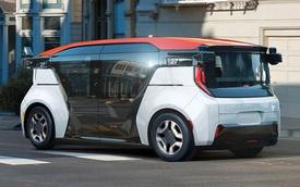 Hãng ô tô GM tiết lộ chiếc xe tự lái hoàn toàn, không có cả bánh lái và chân ga