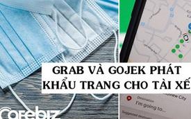 Grab và GoJek: Phát khẩu trang và dung dịch khử trùng cho tài xế, cung cấp lộ trình của hành khách có dấu hiệu nhiễm bệnh