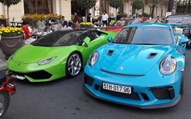 Bất chấp dịch virus Vũ Hán, đại gia Việt vẫn du xuân với siêu xe