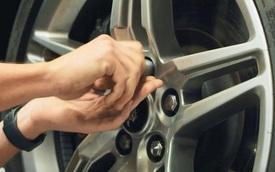 Chế tạo đai ốc bánh xe bằng in 3D, Ford biến việc trộm bánh xe trở thành điều không tưởng