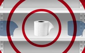 5 nguyên nhân tâm lý giải thích vì sao người ta 'săn lùng' giấy vệ sinh giữa dịch Covid-19