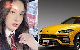 """19 tuổi bạn đã có gì trong tay? Còn """"Bông hồng lai"""" nhà YG Somi đã tậu được siêu xế Lamborghini 20 tỷ chẳng cần đắn đo!"""