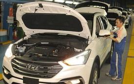 Giá tính lệ phí trước bạ nhiều mẫu ô tô giảm trăm triệu