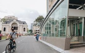 """Ga ngầm Metro đầu tiên được hoàn thành ở Sài Gòn: Ngỡ như """"thiên đường"""" dưới lòng đất, thiết kế theo kiến trúc của Nhà hát Thành phố"""