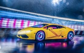 Ở nhà vì COVID-19, nhiếp ảnh gia xe hơi cho ra những shot ảnh tuyệt đẹp chỉ với một chiếc xe đồ chơi