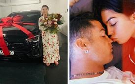 Nhân Ngày của mẹ, siêu sao Ronaldo tặng xế hộp đắt tiền cho mẹ, gửi lời tri ân đặc biệt tới bạn gái nóng bỏng Georgina