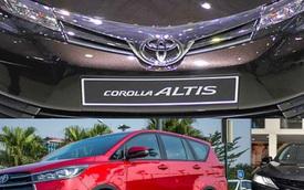 Gần 30.000 xe Toyota tại Việt Nam phải triệu hồi vì lỗi bơm xăng