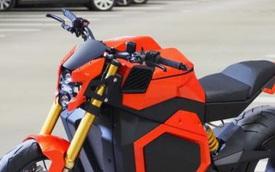 Xe điện Verge TS 2020 đổi tên tăng mô men xoắn