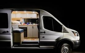 """Sau """"Yêu bếp, nghiện nhà"""", dân tình lại sục sôi với group cho hội mê xê dịch, chỉ dẫn tận tình cách cải tạo xe thành nhà di động cực ấn tượng"""