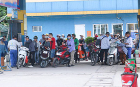 Giá xăng chính thức tăng mạnh kể từ 15h chiều nay