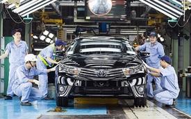 VAMA kiến nghị giảm 50% lệ phí trước bạ ô tô càng sớm càng tốt