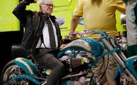 Warren Buffett kiếm 'bộn tiền' nhờ giúp hãng môtô Harley-Davidson vượt qua khủng hoảng như thế nào?