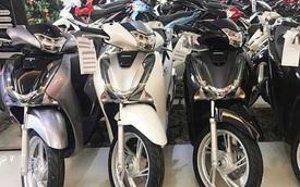 Honda SH đời cũ đội giá kỷ lục, cao hơn giá niêm yết tới gần 55 triệu đồng