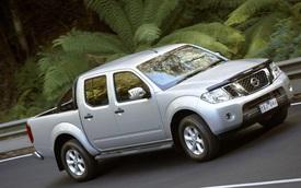 Triệu hồi hàng loạt Nissan Navara do lỗi túi khí Takata